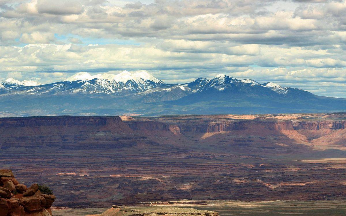Фото бесплатно долина, каньон, горы - на рабочий стол