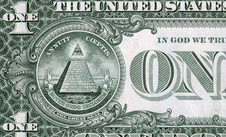 Фото бесплатно доллар, первая, часть, one, один, купюры, валюта, сша, деньги