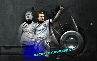 Photo free igory akinfeev, footballer, goalkeeper