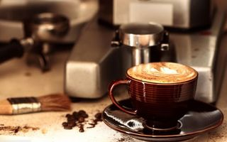 Бесплатные фото кофе,каппучино,кофемашина,чашка,пенка,кружка,тарелка