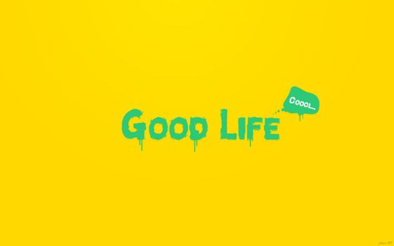 Photo free inscription, good, life