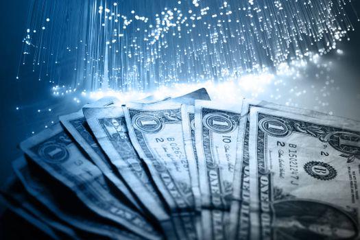 Фото долларовых купюр