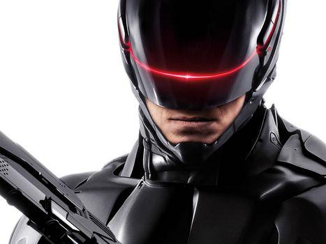 Photo free robocop, 2014, robot