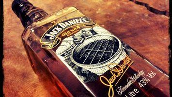 виски, алкоголь, джек дэниелс, jack daniel's, бутылка