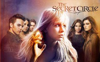Бесплатные фото тайный круг,постер,сериал,the secret circle,девушка,рука,магия