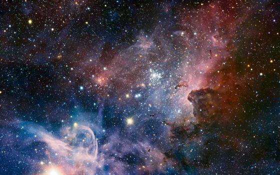 Бесплатные фото пыль,киль,туманность,звезды,газ