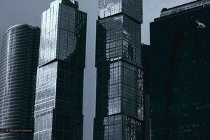 Фото бесплатно ART IRBIS PRODUCTION, Москва, небоскребы, дома, Khusen Rustamov, Хусен Рустамов, фотограф, xusenru, Природа, Россия, Город, мрак
