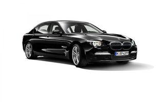 Фото бесплатно bmw, черный, вид, машины