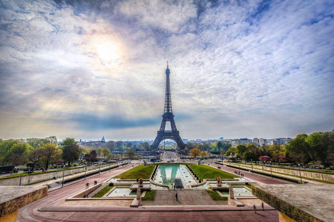 Картинки на стол париж