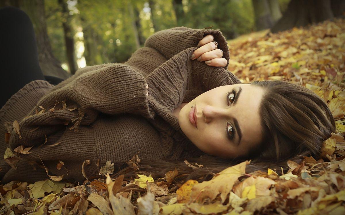 Фото бесплатно осень, листопад, парк - на рабочий стол
