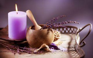 Бесплатные фото свеча,огонь,фитиль,фиолетовая,аромат,трава,ветка
