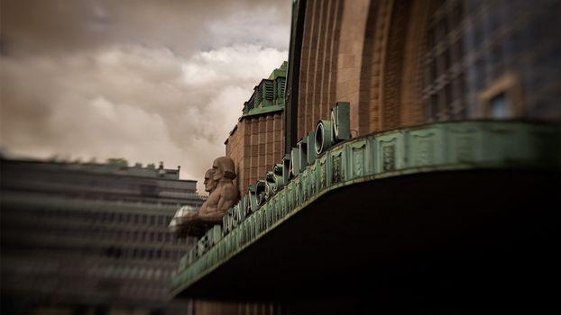 Фото бесплатно здание, большое, старинное