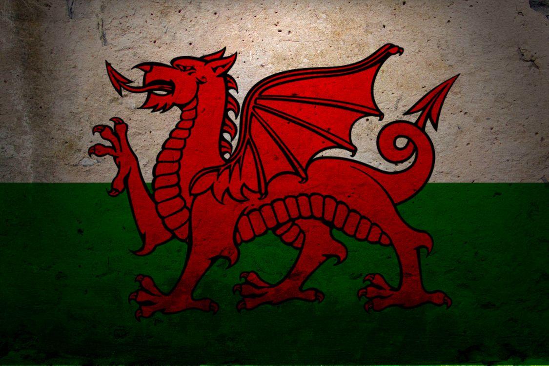 Фото бесплатно дракон, стена, красный, нарисованный, разное, разное