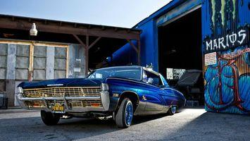 Заставки автомобиль, колеса, диски, шины, бампер, решетка, гараж