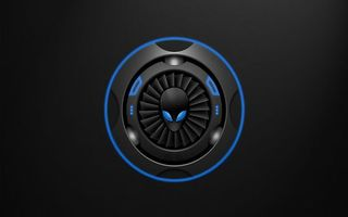 Заставки фон, черный, графика, круги, символ, заставка, обои