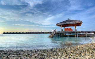 Фото бесплатно пейзажи, берег, вода