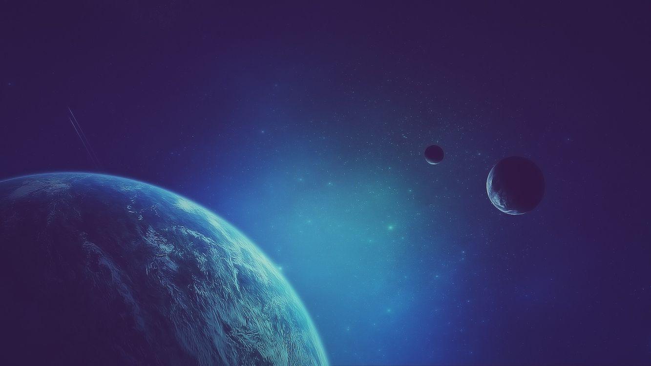 Фото бесплатно планеты, неизвестные, миры - на рабочий стол