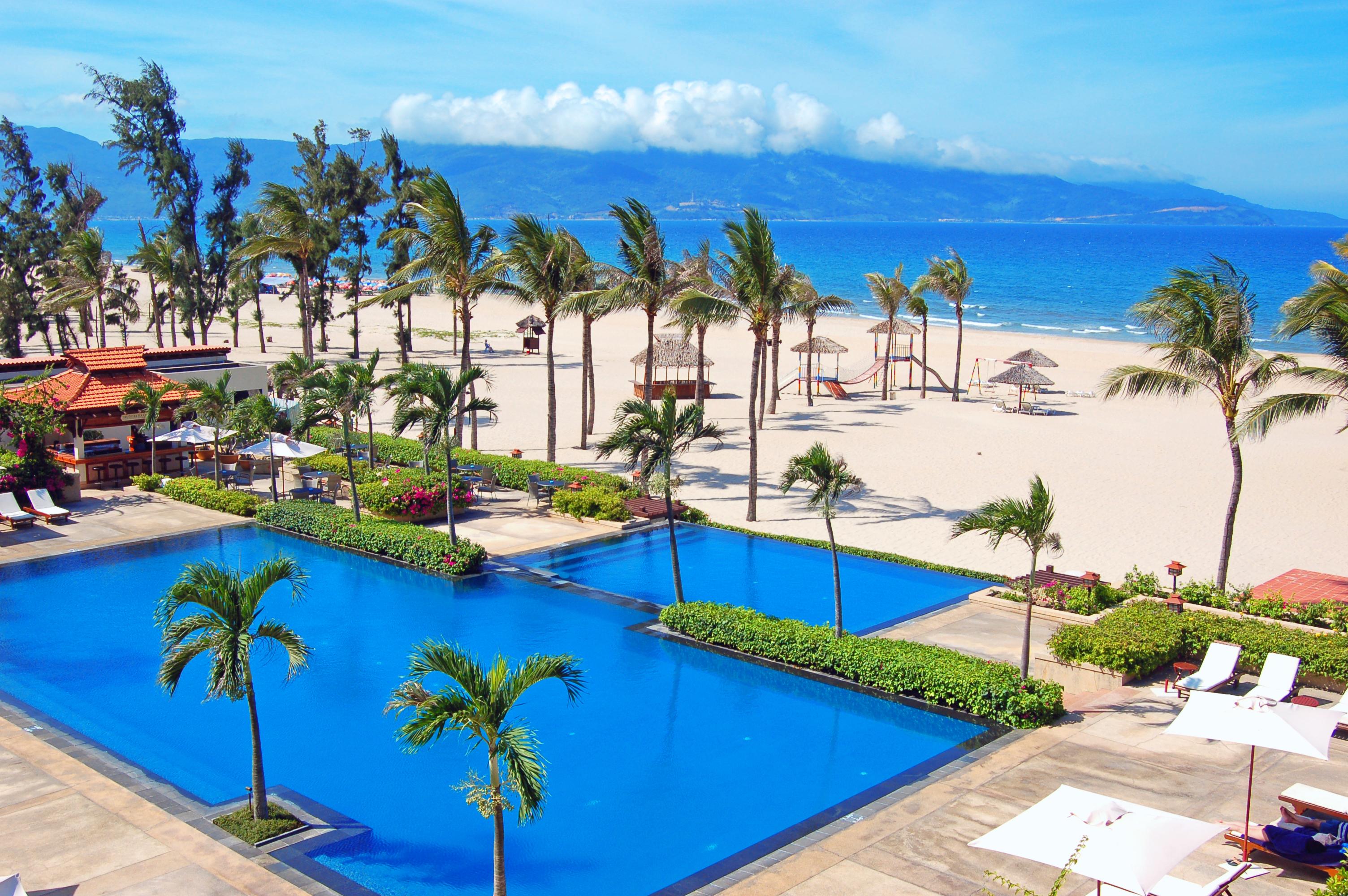 Вьетнам фото пляжей и отелей цены