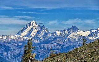 Бесплатные фото горы,трава,скалы,камни,высота,небо,природа