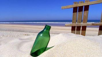 Фото бесплатно море, вода, песок