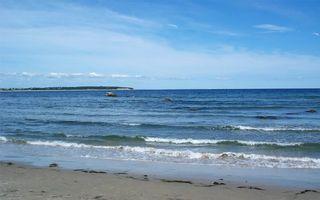 Фото бесплатно пейзажи, волны, облака