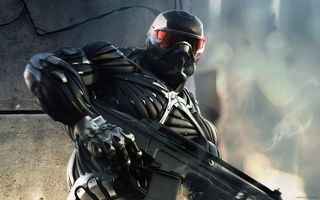 Photo free Crysis, Crysis Wars, nomad