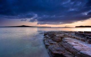 Фото бесплатно море, океан, берег