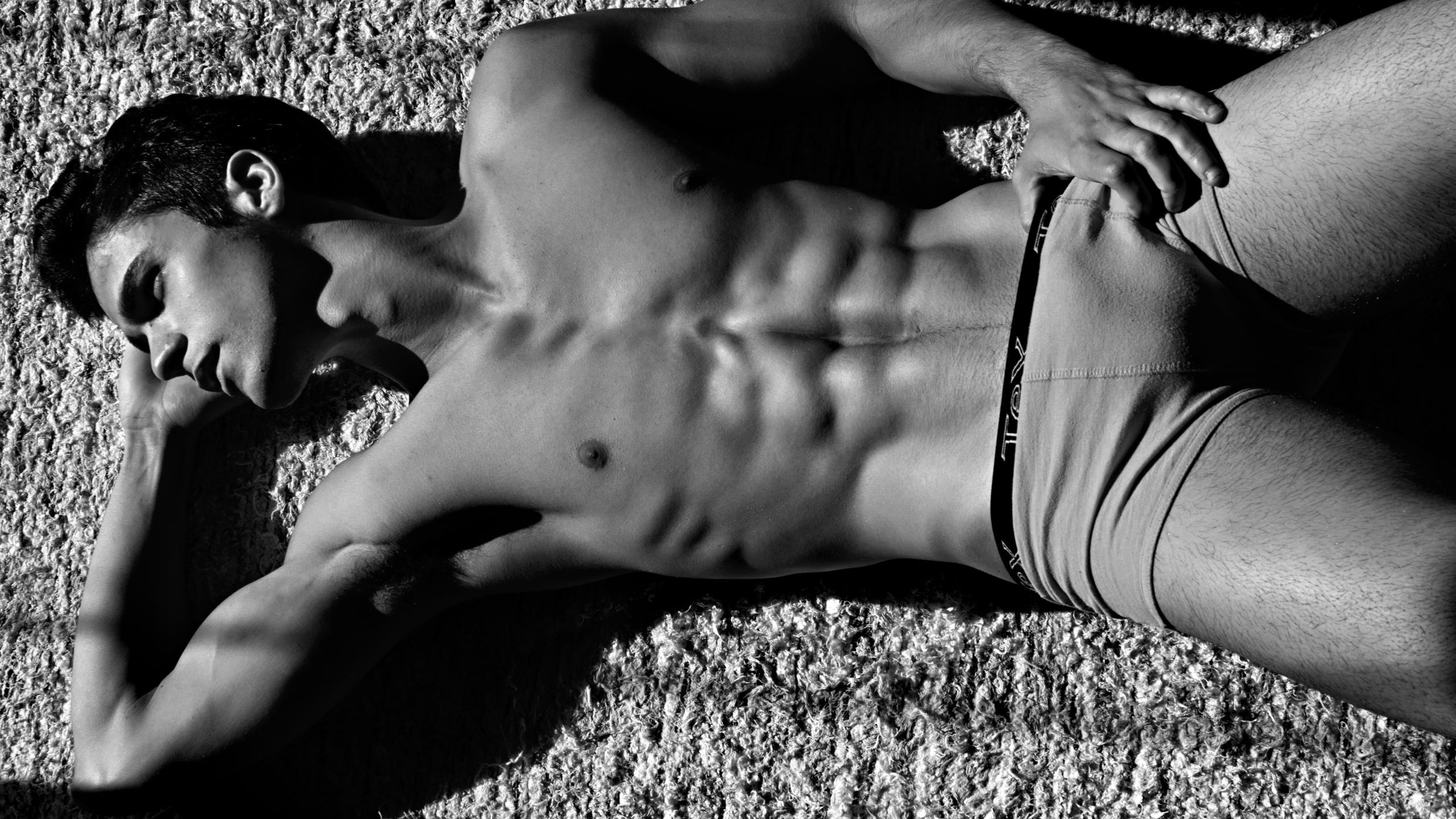 пресс, мышцы, белье