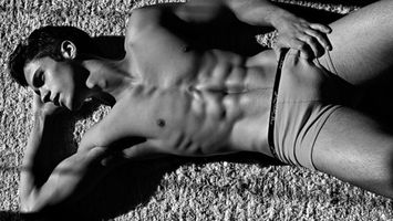 Фото бесплатно пресс, мышцы, белье