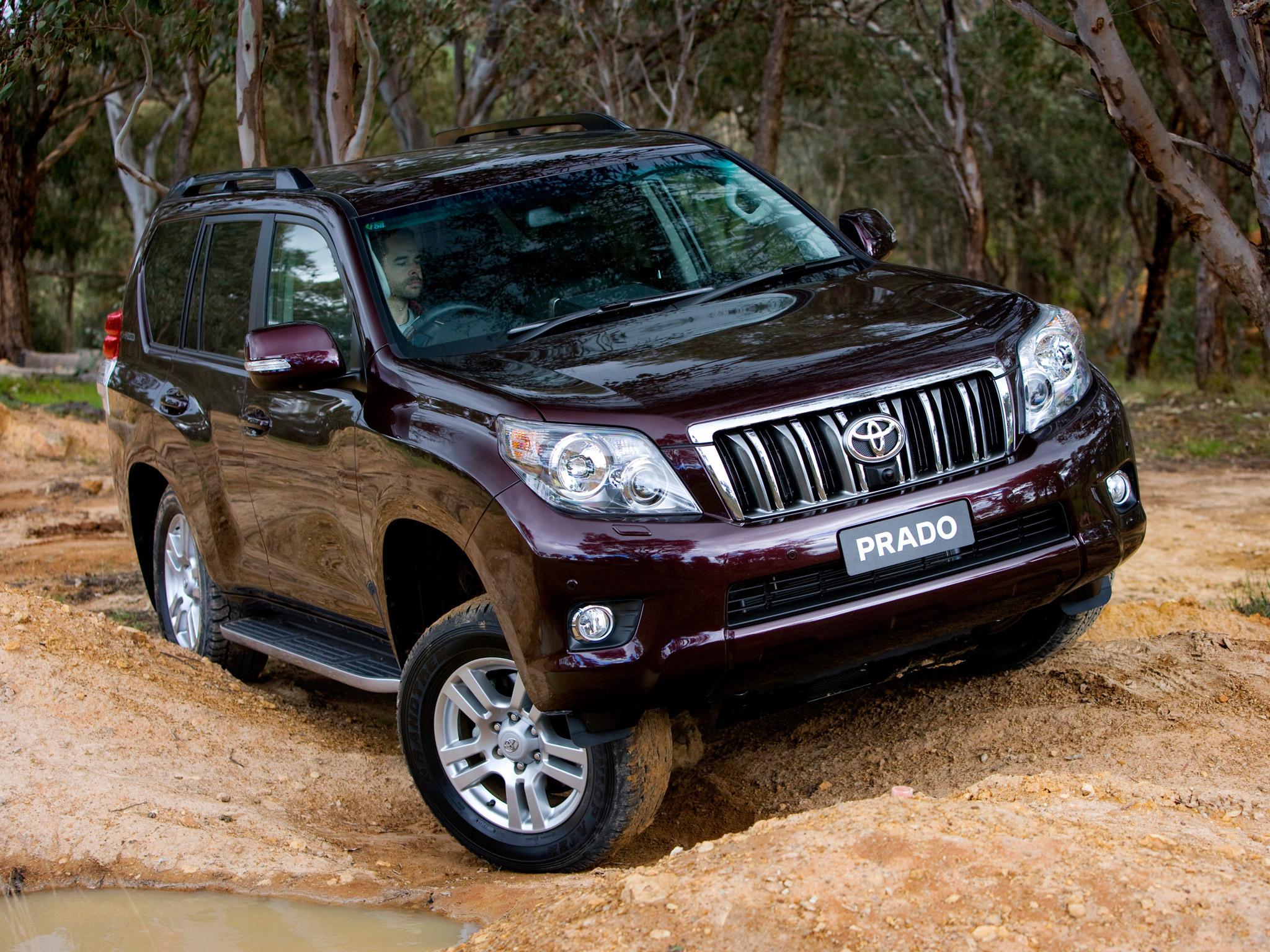 Toyota Land Cruiser Prado FULL 2008 - auto.ria.com