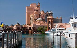 Фото бесплатно здания, вода, корабли