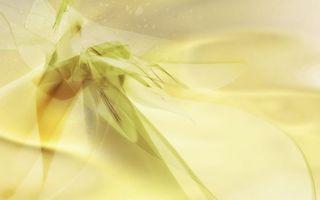Заставки зеленый, фон, абстракция, текстура, желтый