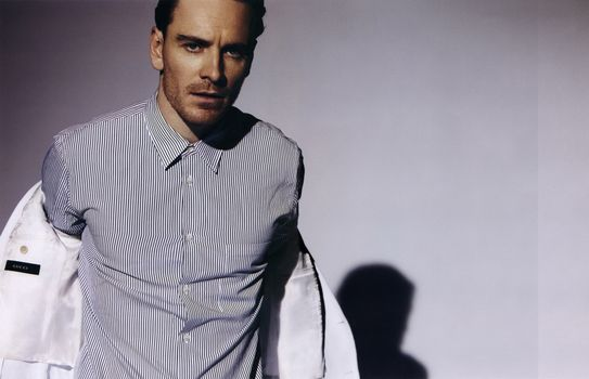 Photo free michael fassbender, actor, gucci
