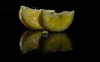 Бесплатные фото лимон,дольки,сок,кислота,косточка,фрукт,еда