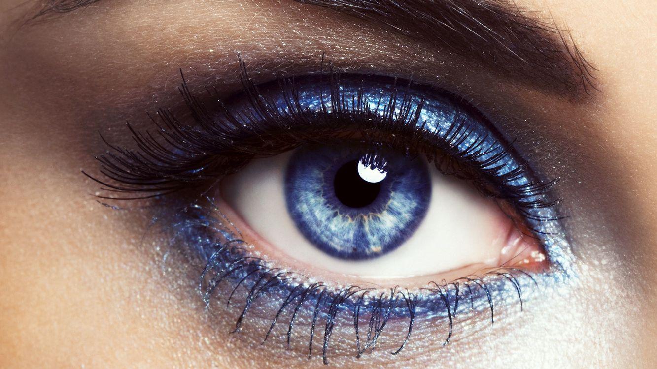 Фото бесплатно лицо, глаз, зрачок - на рабочий стол