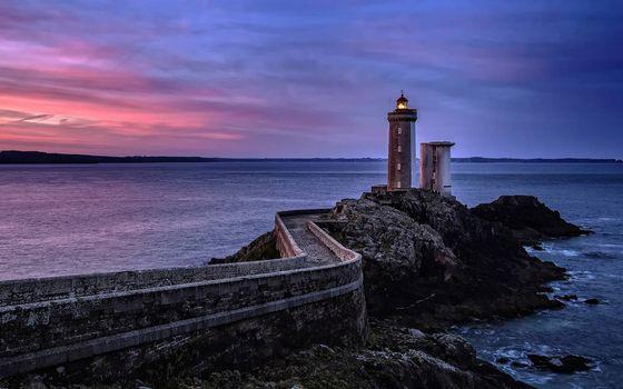 Бесплатные фото маяк,причал,море,берег