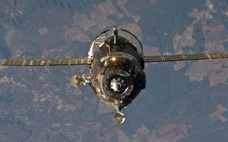 Фото бесплатно орбита, спутник, полет