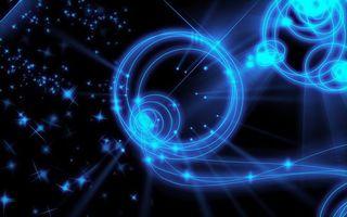 Фото бесплатно узоры, круги, линии
