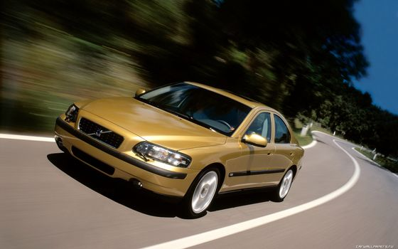 Photo free volvo, beige, speed