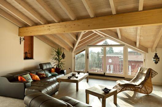 Фото бесплатно wooden, chairs, interior