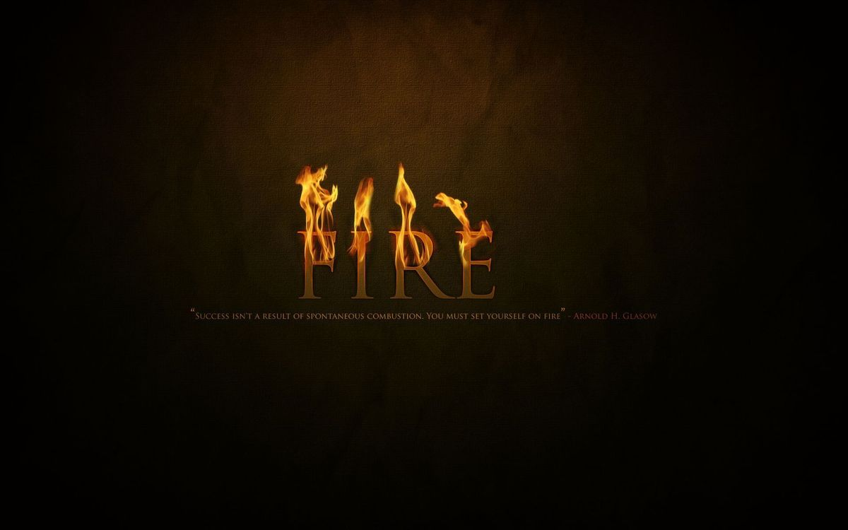 Free photo fire, inscription, fiery - to desktop