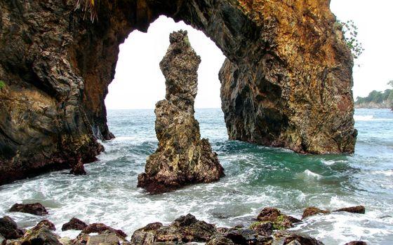 Photo free nature, arch, rock