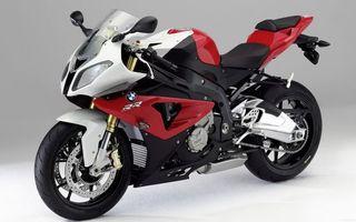 Бесплатные фото bmw,красный,вид,мотоциклы