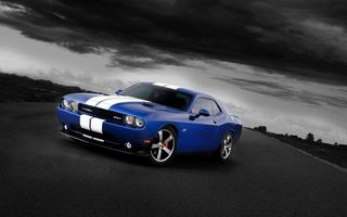 Photo free Dodge, Challenger, Muscular