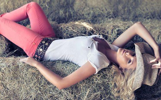 Photo free blonde, texas, girl