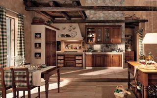 Photo free kitchen, window, table