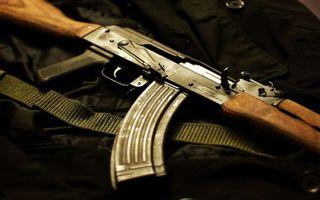 Бесплатные фото оружие,автомат,ак-47,убивает,калашников,смерть