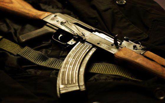 Фото бесплатно оружие, автомат, ак-47