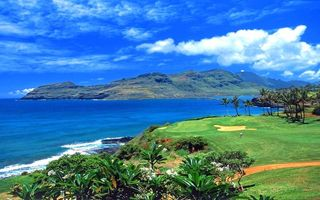 Заставки пейзаж, тропики, море