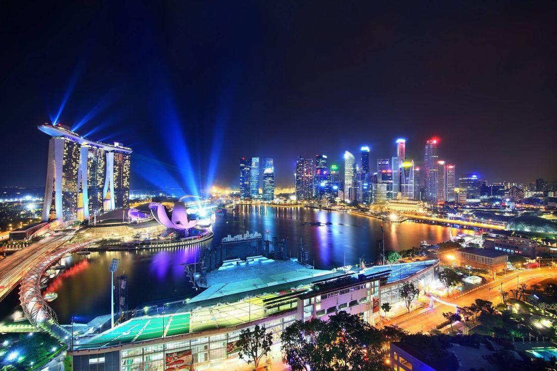 Качественные фото сингапура